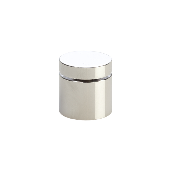 "CA2519CP | 1"" x 3/4"" Classic Style Standoff in Polished Chrome"