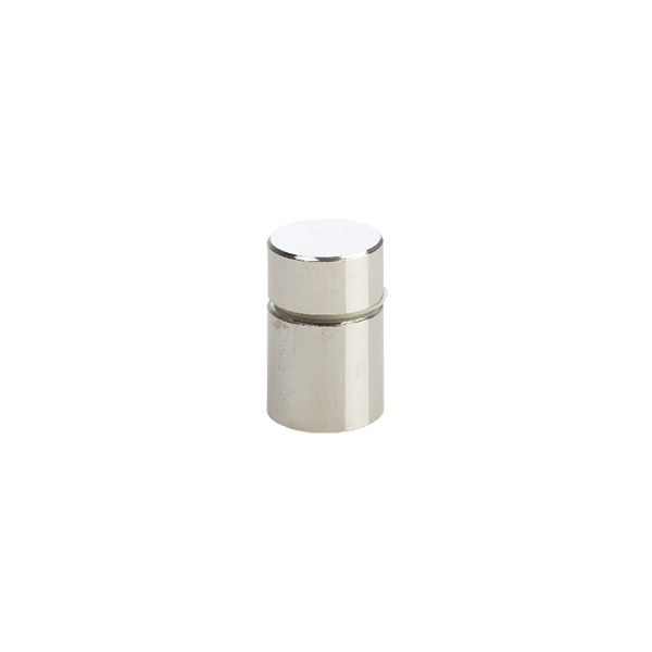 "CO1919CP | 3/4"" x 3/4"" Contemporary Style Standoff in Polished Chrome"