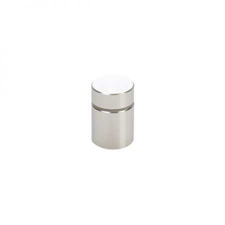 "CO1919N | 3/4"" x 3/4"" Contemporary Style Standoff in Natural Finish"
