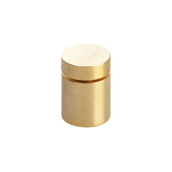 "CN1919SG | 3/4"" x 3/4"" Classic Style Standoff in Satin Gold"