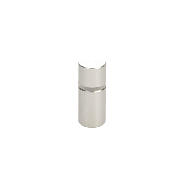 "CO1319N | 1/2"" x 3/4"" Contemporary Style Standoff in Natural Finish"