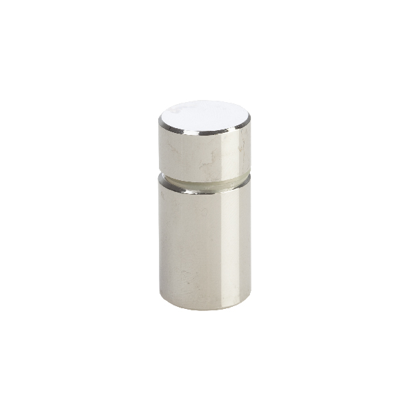 "CO1925CP | 3/4"" x 1"" Contemporary Style Standoff in Polished Chrome"