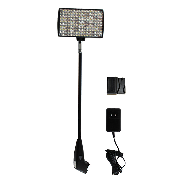 LED Pop Up Light | Black
